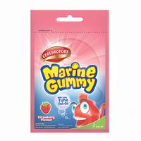 Cerebrofort Marine Gummy Strawberry (1 Sachet @ 10 Gummy)