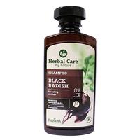 Herbal Care Black Radish Shampoo Anti Hair Fall 330 ml