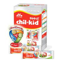 Morinaga Chil Kid Platinum Moricare+ Vanilla 12 x 16 g