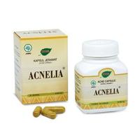 Jamu IBOE - 1 Botol Acnelia Herbal Supplement 30 Kapsul