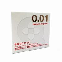 Sagami Kondom Original 0.01 (1 Pcs)