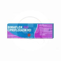 Bimaflox Kaplet 500 mg (1 Strip @ 10 Kaplet)