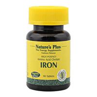 Nature's Plus Iron Softgel 40 mg (60 Softgel)