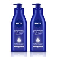 NIVEA Body Intensive Lotion 400 ml - Twin Pack