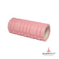 Happyfit Yoga Roller 33 x 14 cm - Pink