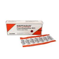 Heptasan Tablet 4 mg (10 Strip @ 10 Tablet)