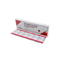Pumpitor Kapsul 20 mg (1 Strip @ 10 Kapsul)