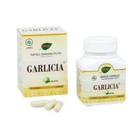 Jamu IBOE - 1 Botol Garlicia Herbal Supplement 30 Kapsul