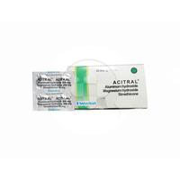 Acitral Tablet (1 Strip - 4 Tablet)