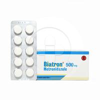 Biatron Tablet 500 mg (1 Strip @ 10 Tablet)
