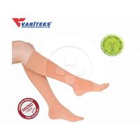 Variteks - Varicose Stocking Knee Close Toe CCL 2 (S Beige)