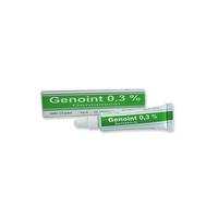 Genoint Salep Mata 0,3 % - 3,5 g