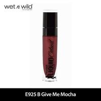 Wet N Wild Megalast Liquid Catsuit Matte Lipstick E925 B Give Me Mocha