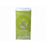 Acanthe Sunscreen SPF 30 Krim 30 g