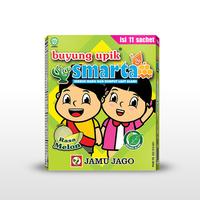 Buyung Upik Smarta Rasa Melon (1 Box @ 11 Sachet)