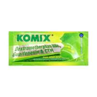 Komix Jeruk Nipis 7 ml (1 Box @ 30 Sachet)