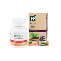 H2 Spesial Imlek : Anti Kolestrol + H2 Chia Seed