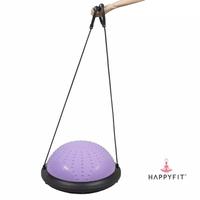 Happyfit Balance Dome / Bosu Ball - Purple