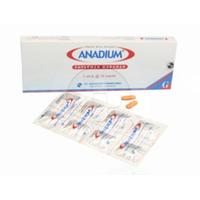 Anadium Kaplet (1 Strip @ 10 Kaplet)