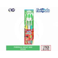 Formula Sikat Gigi Sihab Pack