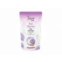 FEIRA White Rose + Almond Shower Cream Refill 450 mL