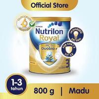 Nutrilon Royal 3 Susu Pertumbuhan 1-3 Tahun Madu 800 g