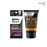 Men'S Biore Dirty Pore No More Pack - Anti Bacterior