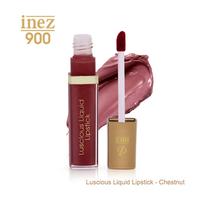 Inez 900 Luscious Liquid Lipstick - Chestnut