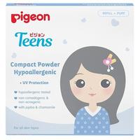 PIGEON Compact Powder UV 14 g Refill - White