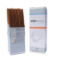Evo PlusMed 4D Surgical Face Mask (Box @ 25 Pcs) - Cokelat