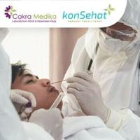 Promo Swab Test Antigen + Vit C Injection - Laboratorium Klinik dan Kesehatan Cakra Medika