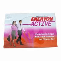 Enervon Active Tablet (1 Strip @ 4 Tablet)