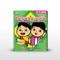 Buyung Upik Rasa Mangga (1 Box @ 11 Sachet)
