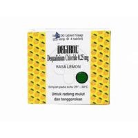 Degirol Tablet 25 mg (5 Strip @ 4 Tablet)