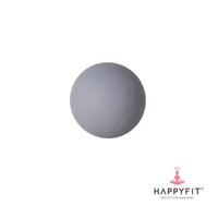 Happyfit Self Massage Exercise Ball - Grey