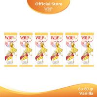 WRP Low Fat Milk Vanilla 6 x 60 g