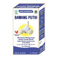 Dami Sariwana Bawang Putih Kapsul (60 Kapsul)