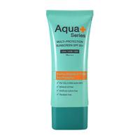 Aqua+ Multi Protection Sunscreen SPF50+ PA++++ 50 ml
