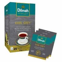 Dilmah Earl Grey Tea (Foil Envelope 25s)