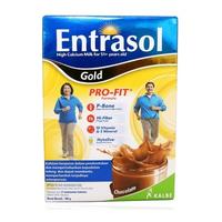 Entrasol Gold Rasa Coklat (1 Box @ 185 g)