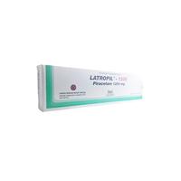 Latropil Kaplet 1200 mg (1 Strip @ 10 Kaplet)