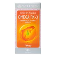 Wellness Omega RX 3 Softgel (60 Softgel)