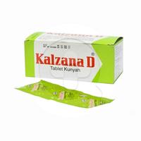 Kalzana D Tablet (1 Strip @ 10 Tablet)