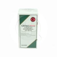 Cefat Forte Sirup Kering 60 ml