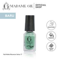 Madame Gie Nail Matte 17 O'Matcha
