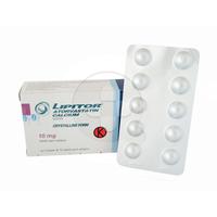 Lipitor Tablet 10 mg (3 Strip @ 10 Tablet)