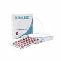 Esthero Kaplet 0,625 mg (1 Strip @ 28 Kaplet)