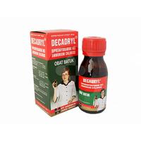 Decadryl Expectorant Sirup 60 mL