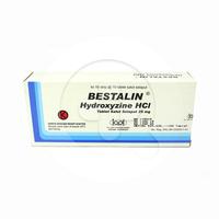 Bestalin Tablet 25 mg (1 Strip @ 10 Tablet)