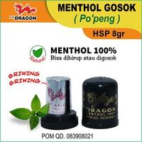 Cap Dragon Menthol HAP HSP 8 g